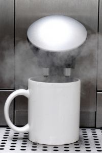 coffee-steam
