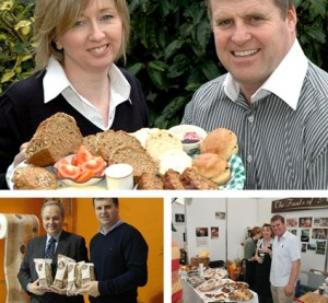 Siobhan and Paul Lawless, Foods of Athenry