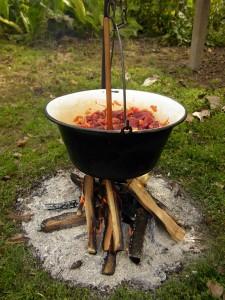 Potjiekos Pot Stew