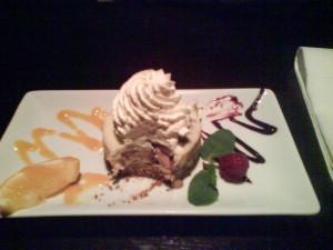 Cat's cake at Koh