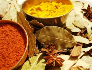 Tumeric, spice, and all things nice