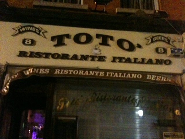 A week of customer service catastrophe: Toto of Talbot Street ...