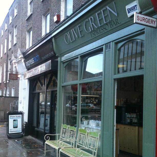 Espresso cafe baggot street