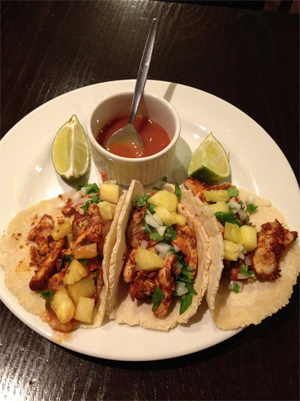 Azteca's Tacos Al Pastor