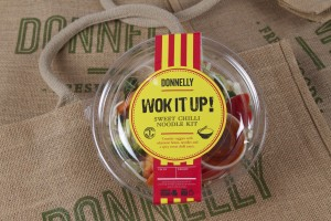 Donnelly WOK IT UP!