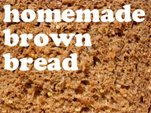 homemade-brown-bread